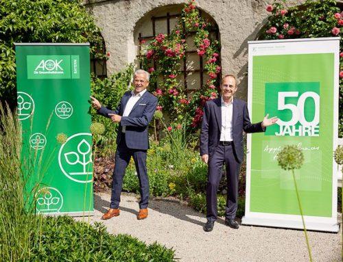 AOK Bayern und HSWT besiegeln Kooperation: Erste gemeinsame Projekte zur Unterstützung von Studierenden und Food Startups